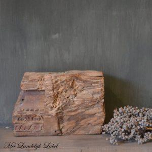 houten poer No. 3