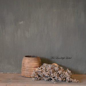 Origineel houten potje