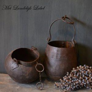 Metalen kookpot