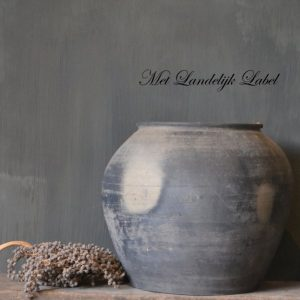 Originele oude pot L