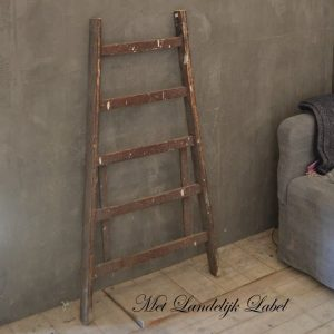Oude ladder Nr. 14