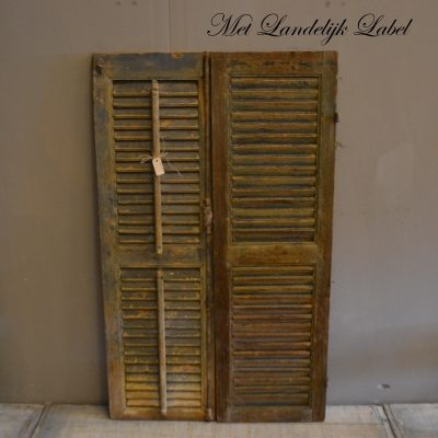 Set oude deuren Nr. 22