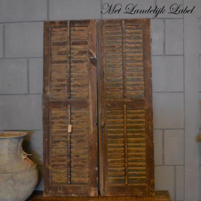 Set oude deuren Nr. 21