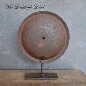 Metalen wiel M