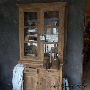 Buffetkast Claudia 2-deurs (ook leverbaar in 3 en 4 deurs)