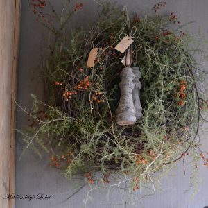 Houten ornament S