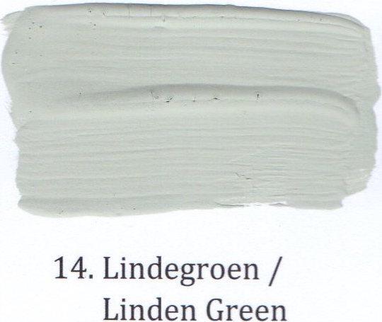 14. Lindegroen
