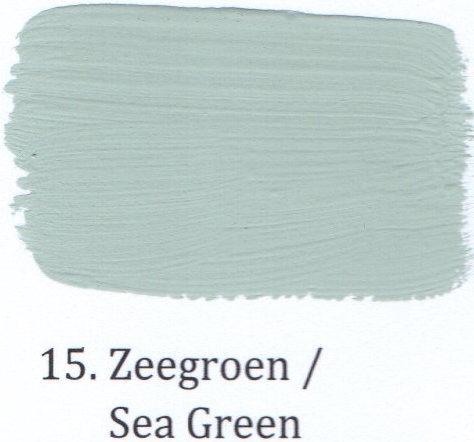 15. Zeegroen