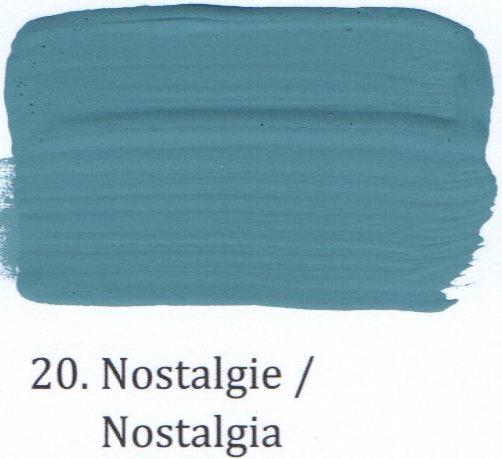 20. Nostalgie
