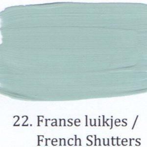 22. Franse luikjes