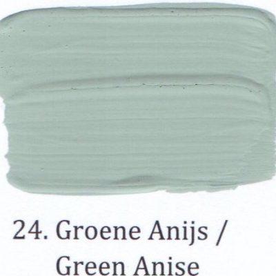 24. Groene Anijs