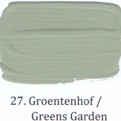 27. Groentenhof