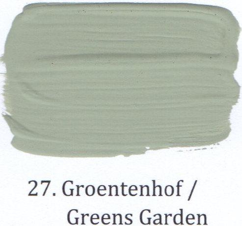 27. Groentehof