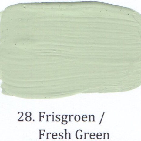 28. Frisgroen