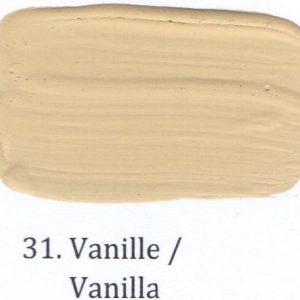 31. Vanille