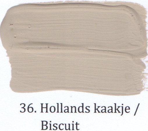 36. Hollands Kaakje