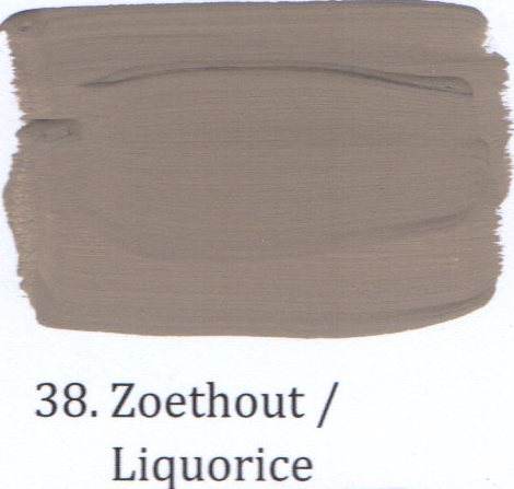 38. Zoethout