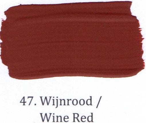 47. Wijnrood
