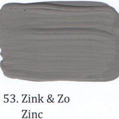 53. Zink & Zo