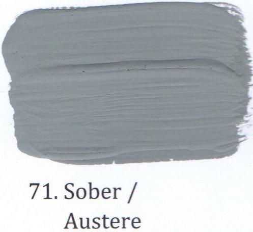 71. Sober