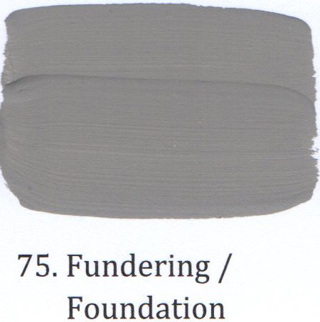 75. Fundering