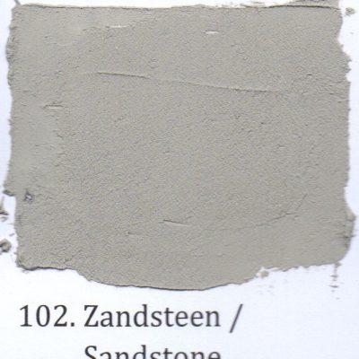 102. Zandsteen