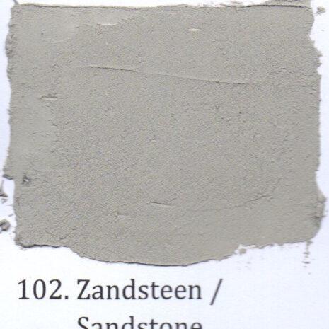 STUC 102. Zandsteen