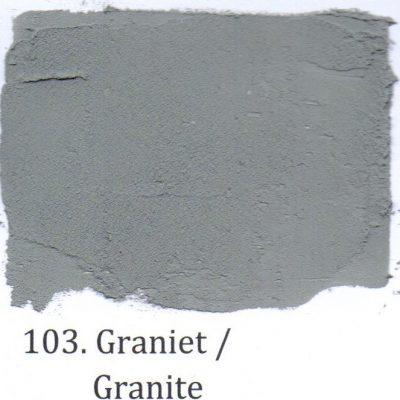 103. Graniet
