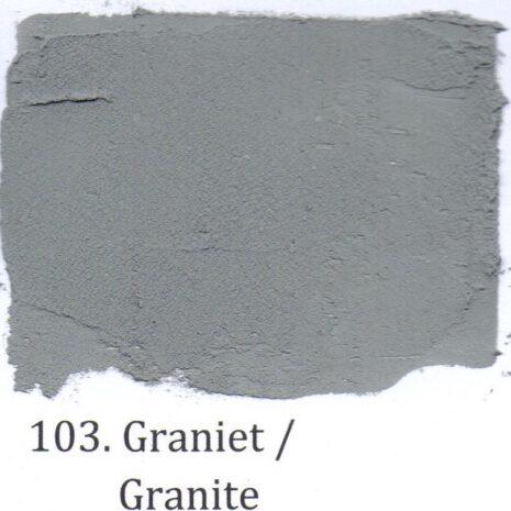 STUC 103. Graniet