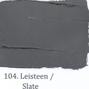 104. Leisteen