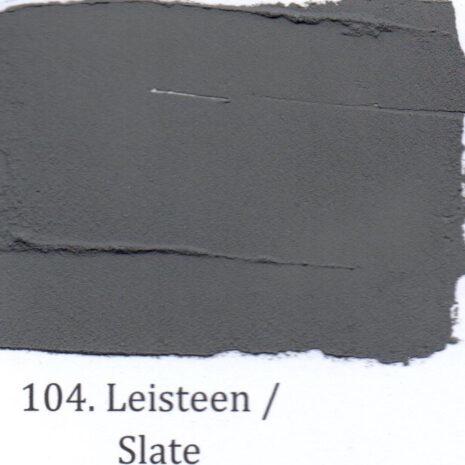 STUC 104. Leisteen