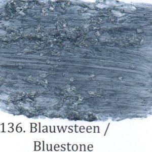 136. Blauwsteen