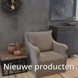 Nieuwe producten