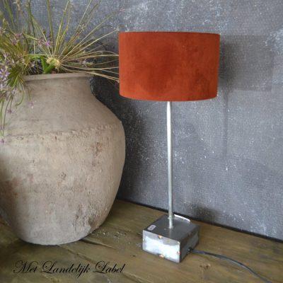Tafellamp Steel