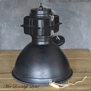 SALE Hanglamp Nr.08 zwart