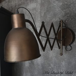 Wandlamp Diego