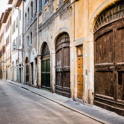 Steeg Italië