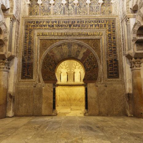 Cordoba Mezquita mosque mihrab