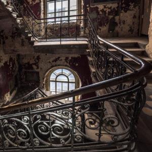 Oude trap – 3