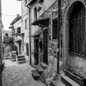 Steegje Italië