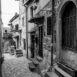 Rome – Calcata – Rural – Medieval – Nature – Ancient – Black and White