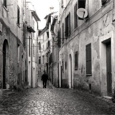 Steegje Italië – 1