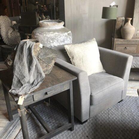 fauteuil Abbie