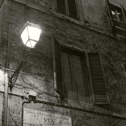 Via Margutta vintage style