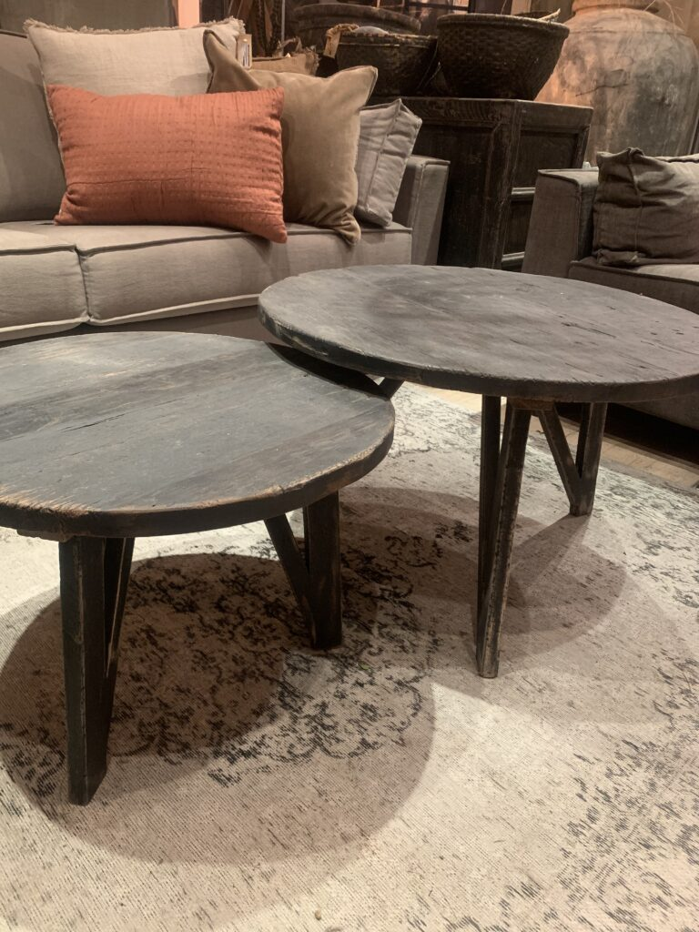 ronde tafelset