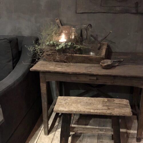 bureau oud hout